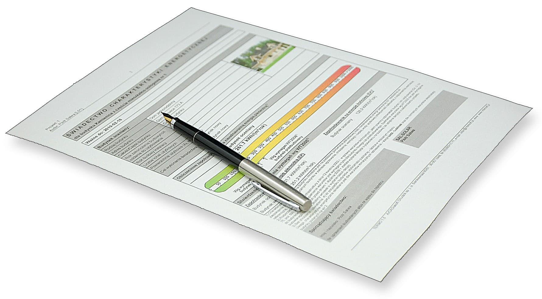 Energieausweis: Neue Anforderungen und Regeln für die Erstellung und Verwendung