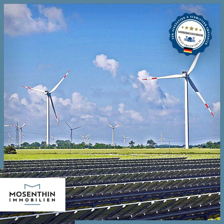 Energieversorgung ausschließlich durch Erneuerbare möglich