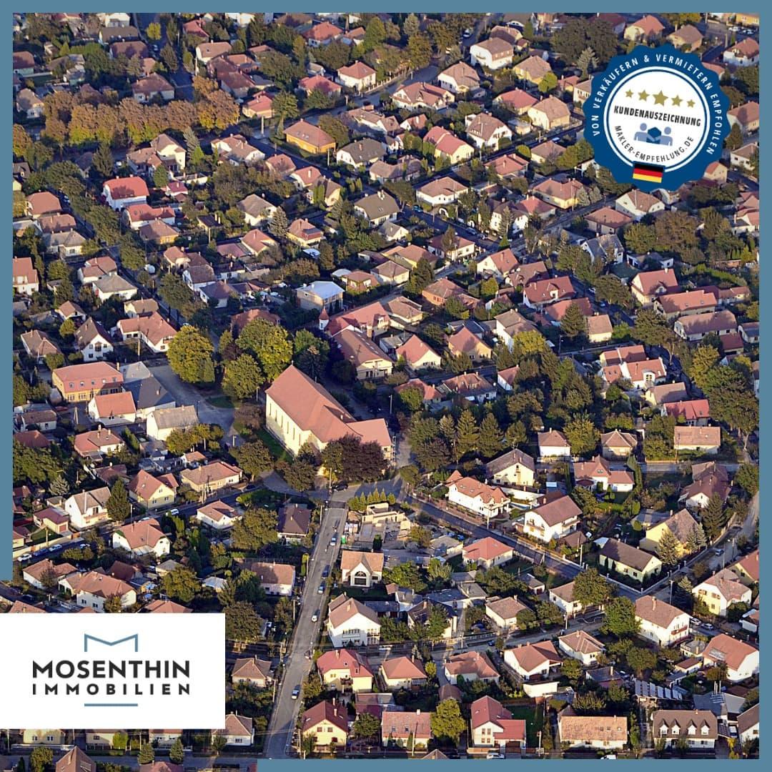 Nachfrage nach Häusern im Umland verdoppelt